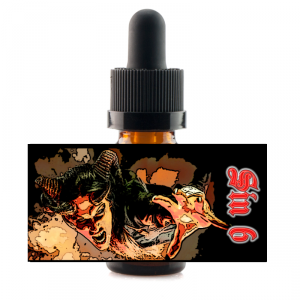 10 ml Sinners Son - Sin 06 - Peach/Raspberry and the extra sweet