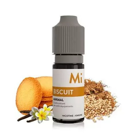 10 ml The Fuu Minimal Nic. Salts - Biscuit 20 mg/ml - SLEVA