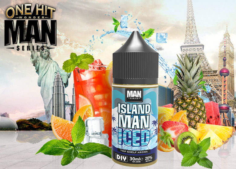 30 ml One Hit Wonder - Island Man Ice