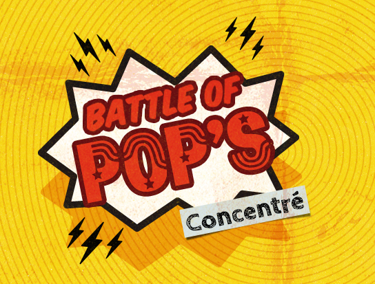 10 ml Revolute Battle Of Pop's