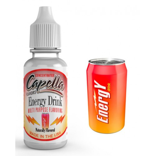 13 ml Capella Energy Drink RF