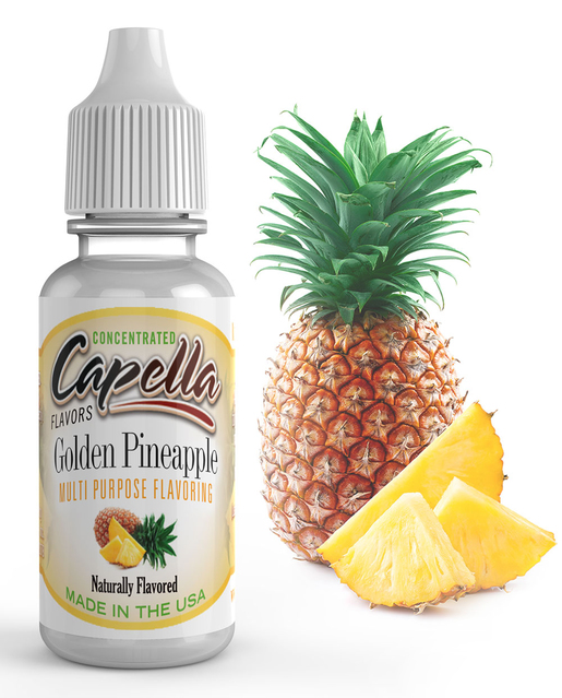 13 ml Capella Golden Pineapple