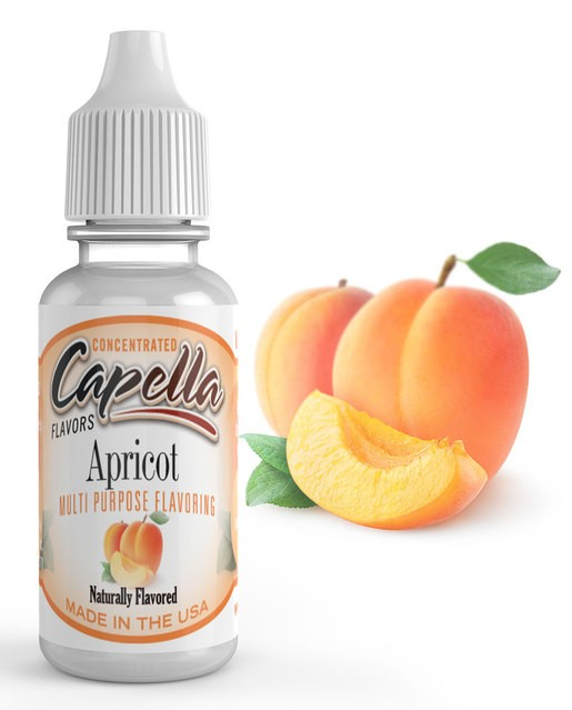 13 ml Capella Apricot