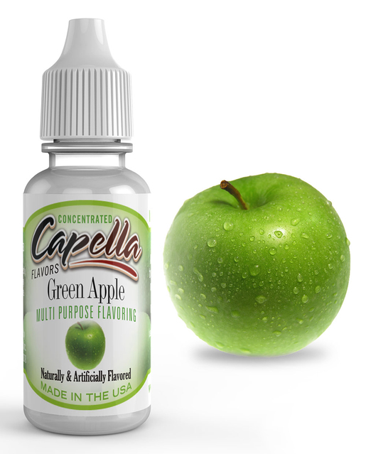 13 ml Capella Green Apple