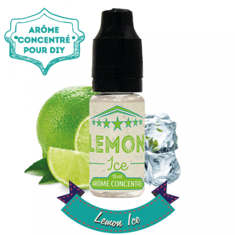 10 ml VDLV Cirkus Ledový citron / Lemon Ice