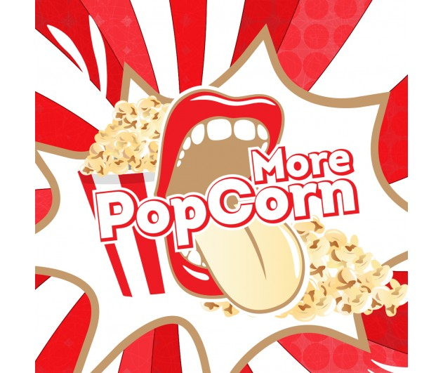 10 ml Big Mouth More PopCorn