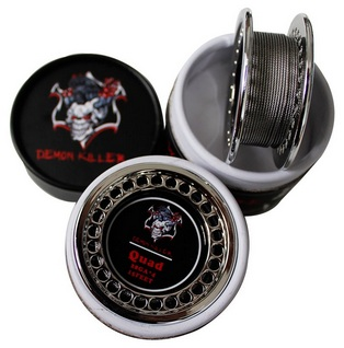 Demon Killer Quad Wire Kanthal A1 (28GAx4) - 1m