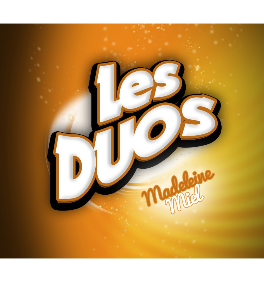 20 ml Les Duos Madeleline & Honey