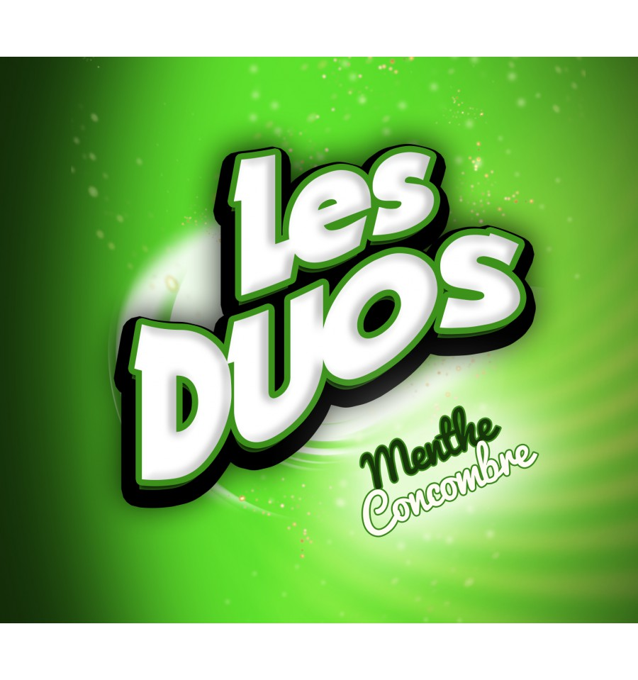 20 ml Les Duos Mint & Cucumber