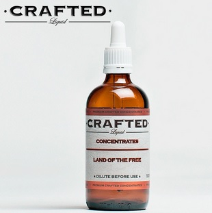 10 ml Crafted - Land of the Free