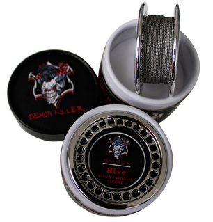 Demon Killer Hive Wire Kanthal A1 (30GA+30GA)x2 -30 cm