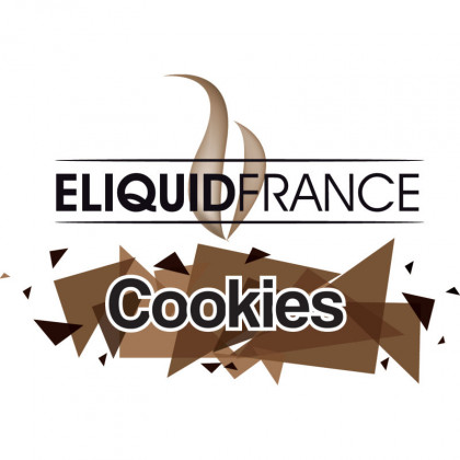 10 ml Eliquid France Cookies