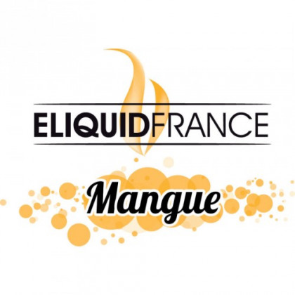 10 ml Eliquid France Mangue