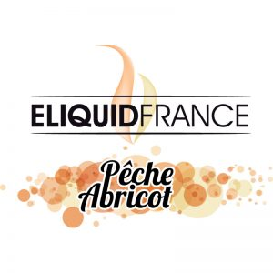 10 ml Eliquid France Peach Apricot
