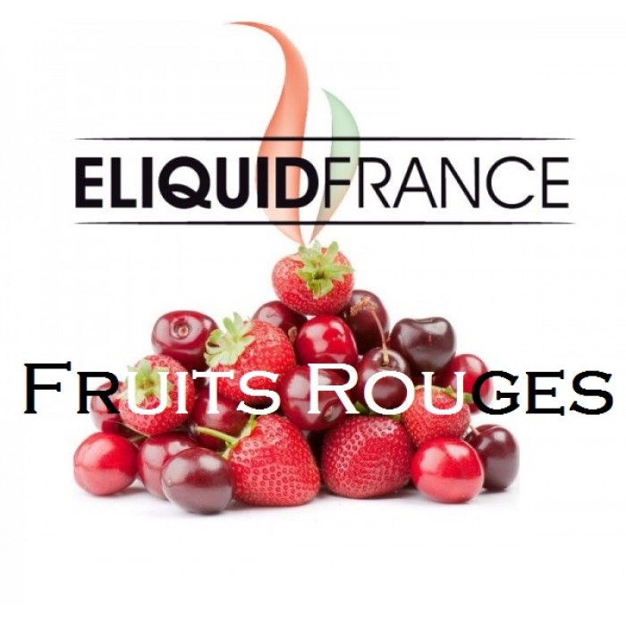 10 ml Eliquid France Red Fruits