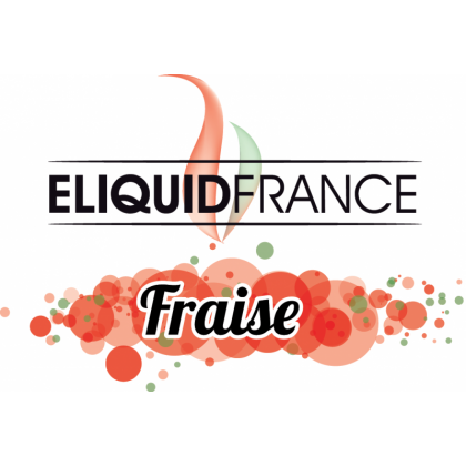 10 ml Eliquid France Strawberry