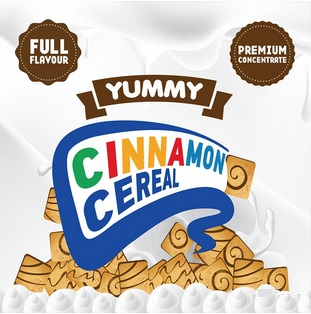 1,5 ml Big Mouth Cinnamon Cereal