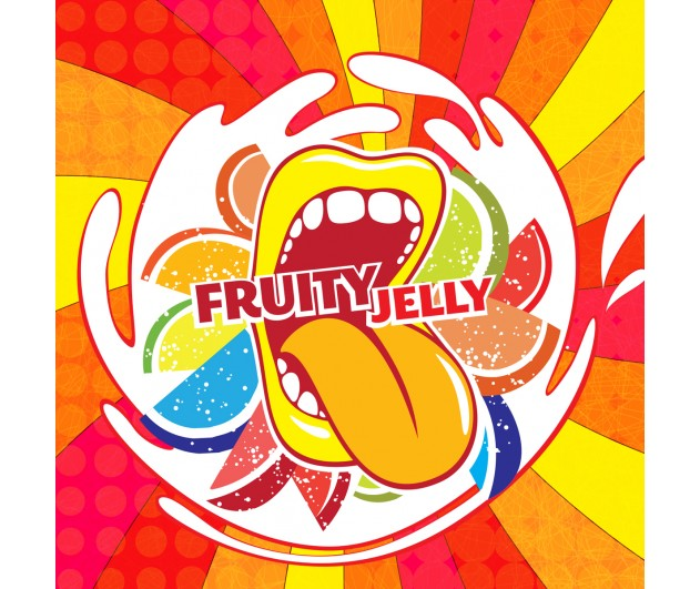 1,5 ml Big Mouth Fruity Jelly