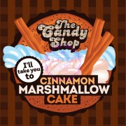 1,5 ml Big Mouth Cinnamon Marshmallow Cake