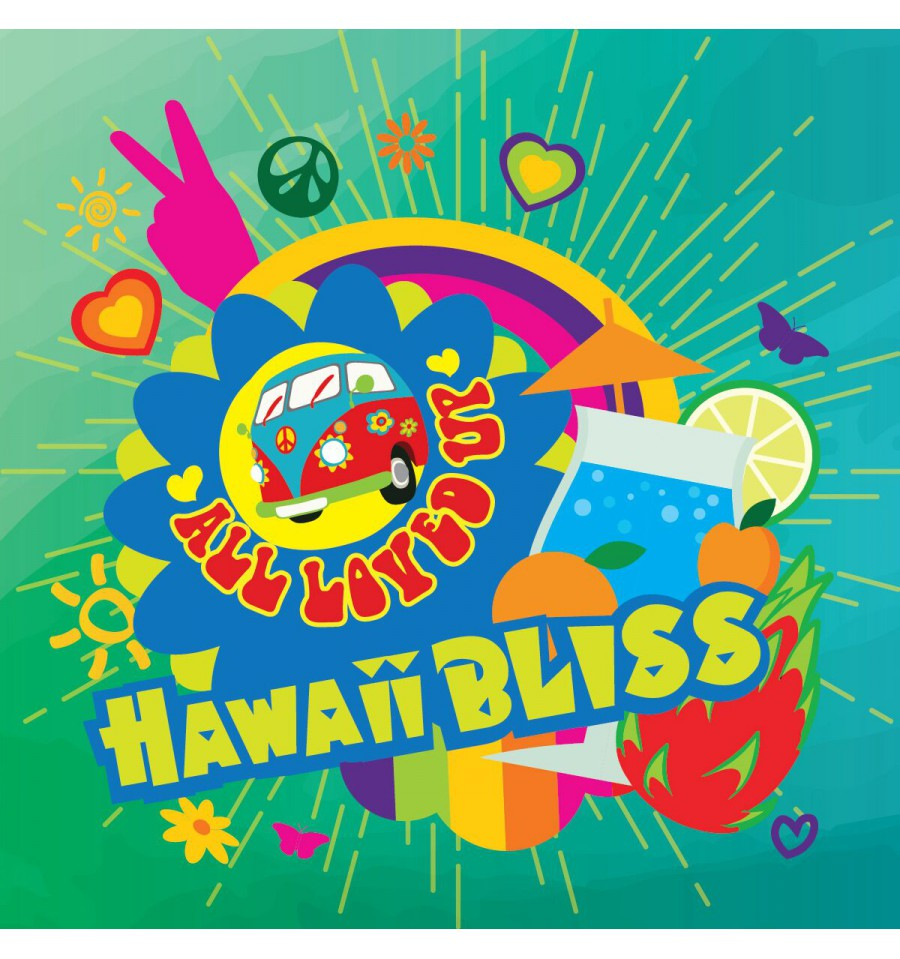 1,5 ml Big Mouth Hawaii Bliss