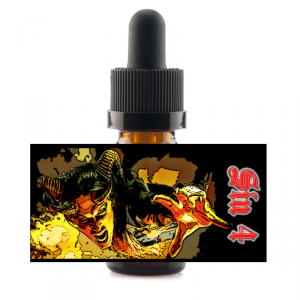 1,5 ml Sinners Son - Sin 04 - Peach/Mango/Pineapple