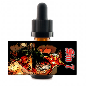 1,5 ml Sinners Son - Sin 07 - Mango/Pomegranate/Peach atd.