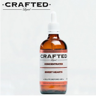 30 ml Crafted - Sweet Hearts