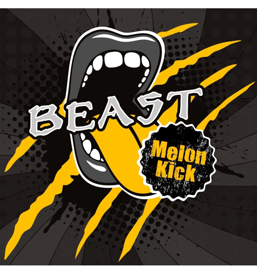 10 ml Big Mouth Beast/Melon kick
