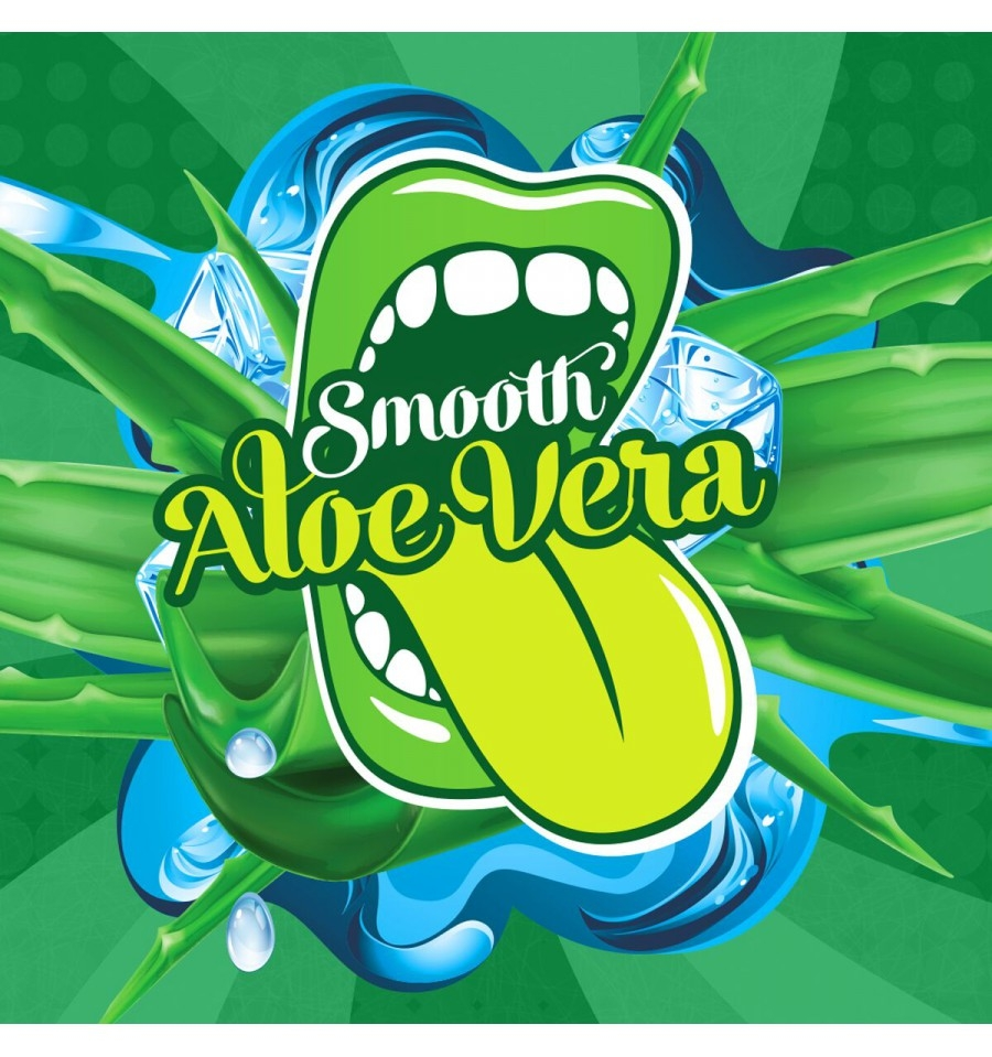 10 ml Big Mouth Smooth Aloe Vera