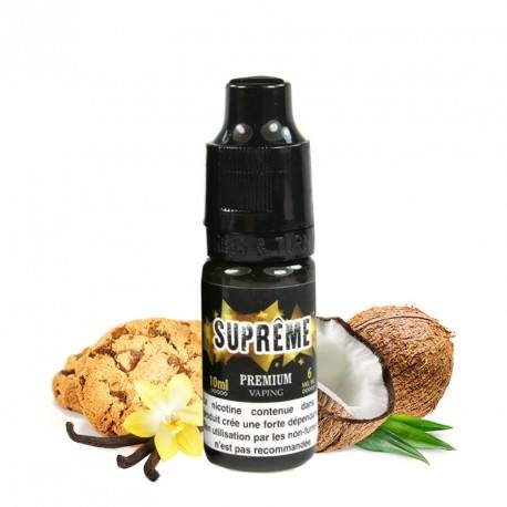 10 ml ELIQUID FRANCE Premium Supreme 18 mg/ml