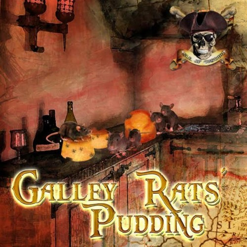 10 ml Isle of Custard - Galley Rats Pudding