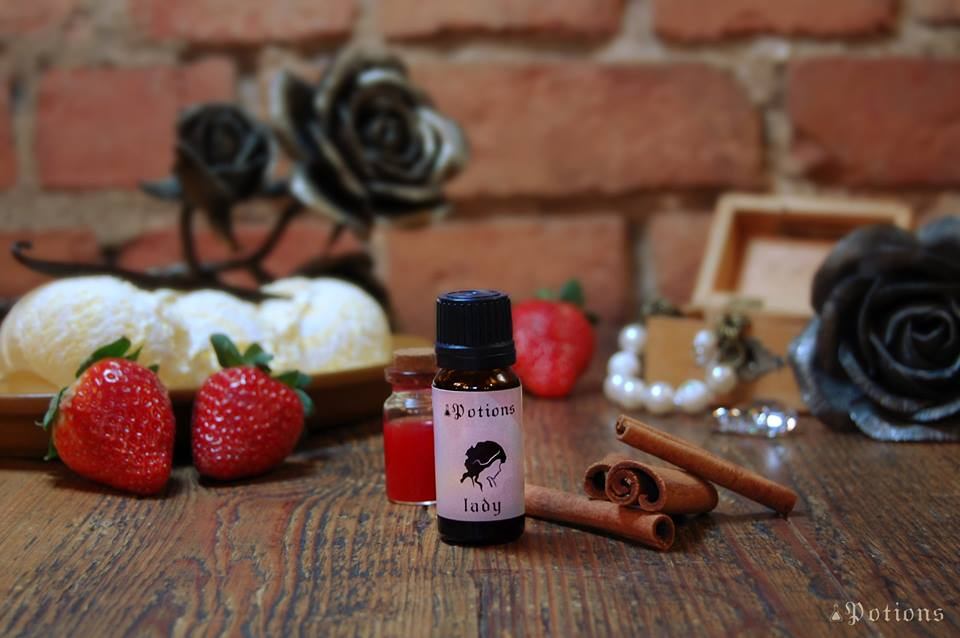 10 ml Potions - Lady