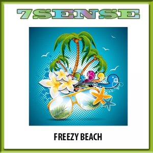 10 ml 7 Sense - Freezy Beach