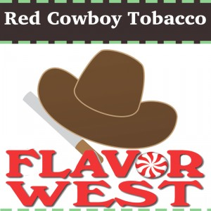 10 ml FW The Red Cowboy Tobacco