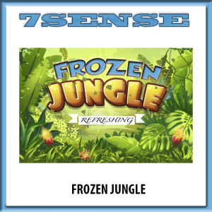 10 ml 7 Sense - Frozen Jungle