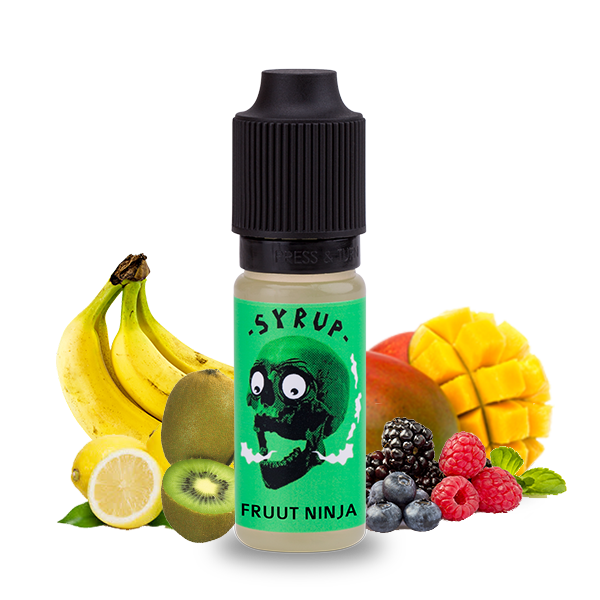 10 ml The Fuu Syrup - Fruut Ninja