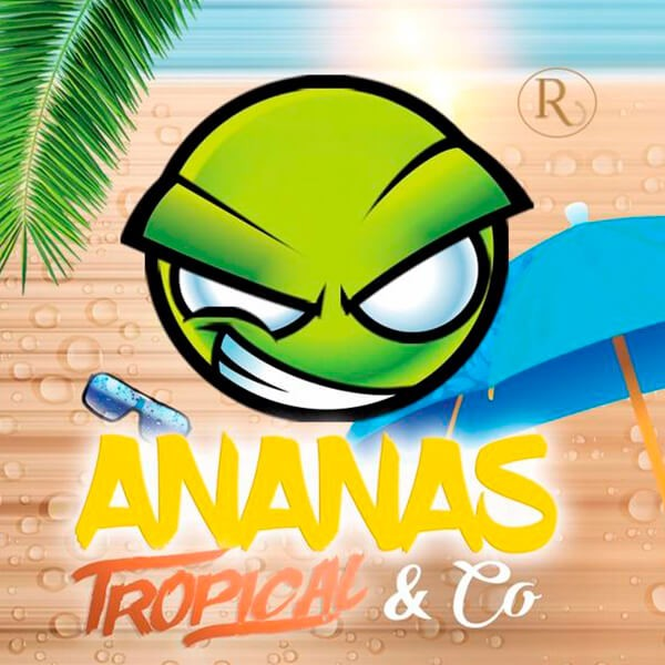 1,5 ml Revolute Ananas-Tropical & Co