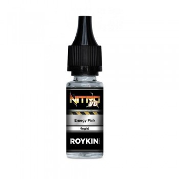 10 ml Roykin Nitro VG - Energy Pink 6 mg/ml
