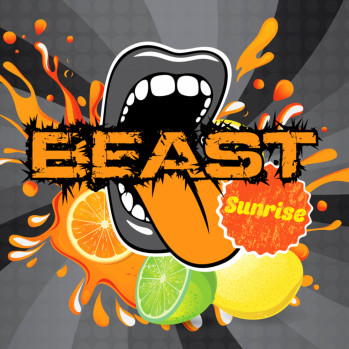 10 ml Big Mouth Beast Sunrise