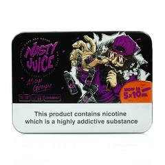 10 ml Nasty Juice - ASAP Grape 3 mg/ml