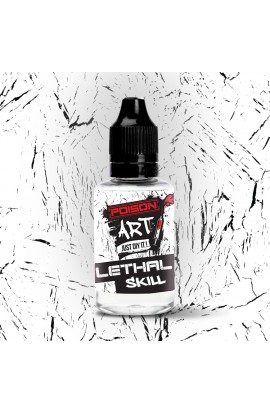 30 ml Poison Art - Lethal Skill