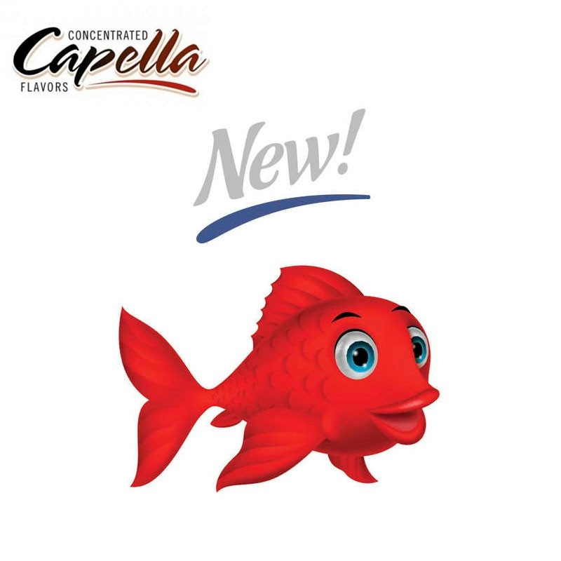 13 ml Capella - Silverline - 27 Fish - SLEVA