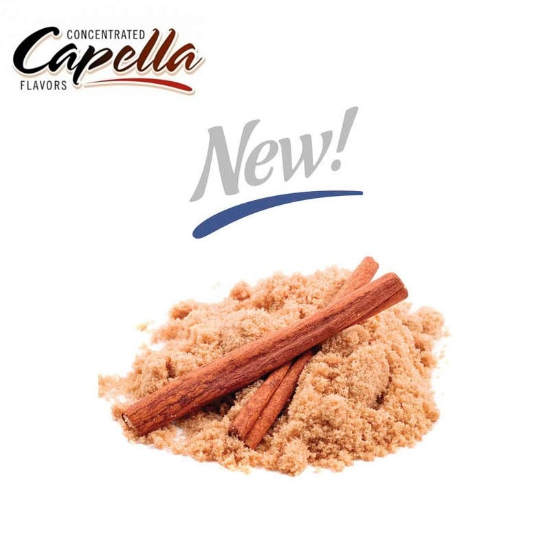 13 ml Capella - Silverline - Cinnamon Sugar