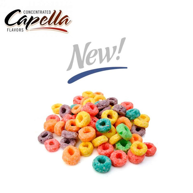 13 ml Capella - Silverline - Fruit Circles