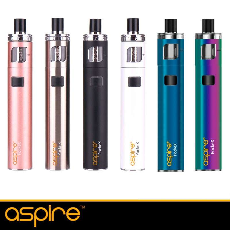 Aspire PockeX Pocket AIO - Steel