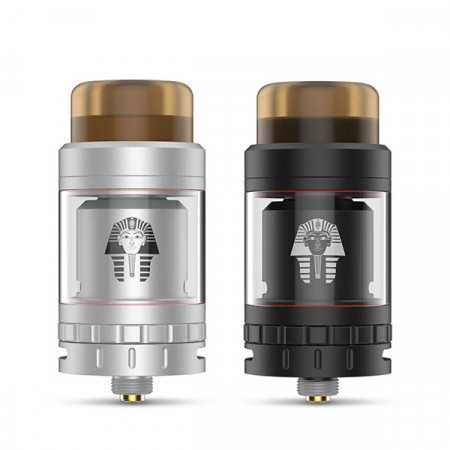 Digiflavor Pharaoh Mini RTA 2ml (5ml) - stříbrný