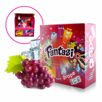 30 ml Fantasi Shake'n'Vape - Grape Ice