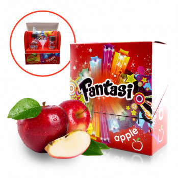 30 ml Fantasi Shake'n'Vape - Apple