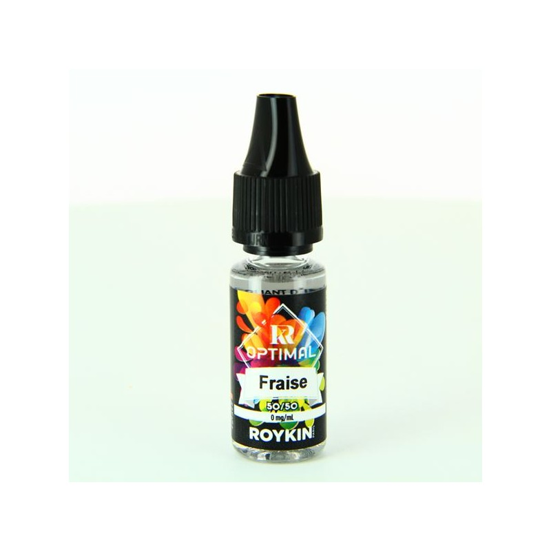 10 ml Roykin Optimal  - Strawberry 11 mg/ml