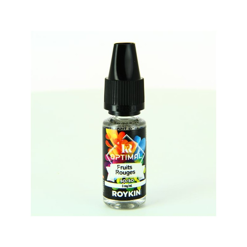 10 ml Roykin Optimal  - Red Fruits 3 mg/ml